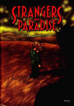 strangers in paradise tome 12 - le coeur sur la main