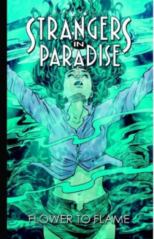 strangers in paradise tome 13 - l'amour ça craint