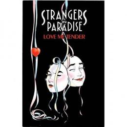 strangers in paradise tome 4 - love metender