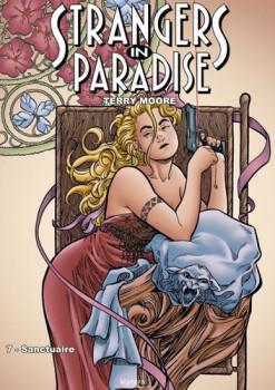 strangers in paradise tome 7 - sanctuaire