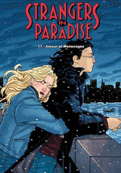 strangers in paradise tome 17 - amour et mensonges