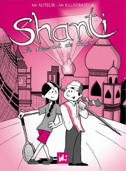 Shanti, le diamant de Jaïpur