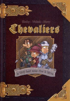 Chevaliers tome 1