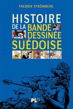 Histoire de la bande dessinee suédoise