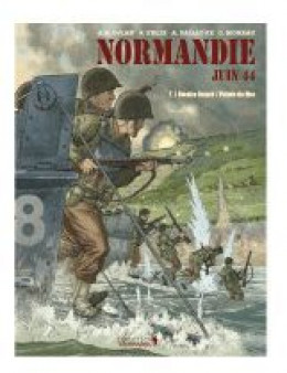 normandie juin 44 tome 2 - utah beach - carentan