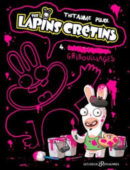 Les lapins crétins tome 4