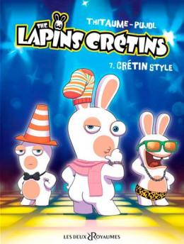Les lapins crétins tome 7