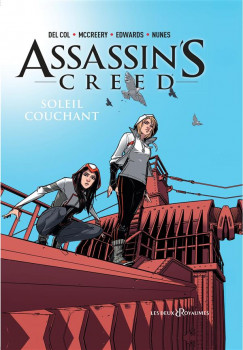 Assassin's creed (comics) tome 2