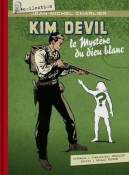 Kim Devil ; le mystère du dieu blanc