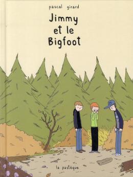 jimmy et le bigfoot
