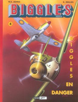 biggles héritage tome 4 - biggles en danger - biggles dans le desert
