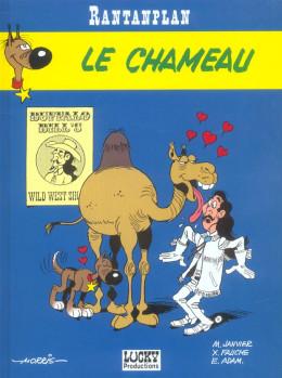 rantanplan tome 11 - le chameau