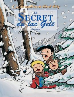 les aventures de vick et vicky tome 4 - le secret du lac gelé
