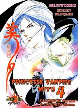princesse vampire miyu tome 2