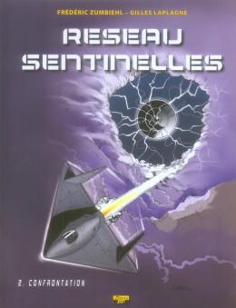 réseau sentinelles tome 2 - confrontation