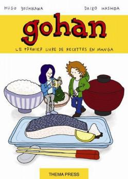 Gohan - la cuisine japonaise est un jeu d'enfant