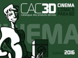 CAC3D tome 5 - édition 2016