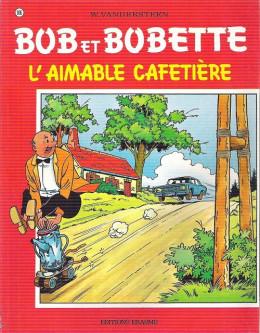 Bob & Bobette tome 106 - l'aimable cafetière