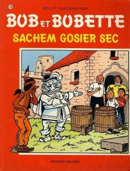 Bob et Bobette tome 196 - sachem gosier sec