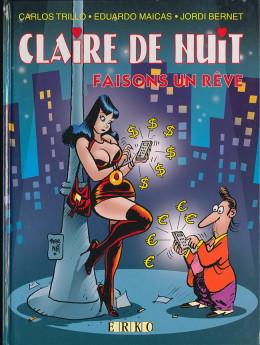 Claire de nuit tome 5