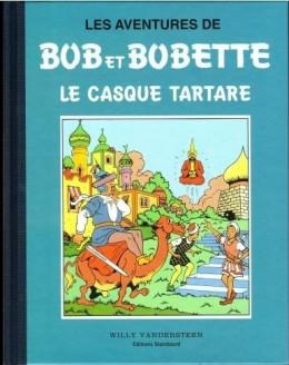 Bob et Bobette (Collection classique bleue) - 3/8 - 3 - Le Casque Tartare (éd. 1995)