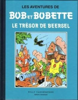 Bob et Bobette (Collection classique bleue) - 4/8 - 4 - Le Trésor de Beersel (éd. 1995)