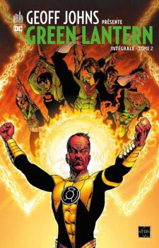 Geoff Johns présente Green Lantern - intégrale tome 2