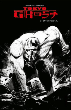 Tokyo ghost - édition n&b tome 2
