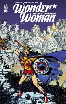Wonder woman - dieux et mortels tome 2
