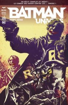 Batman univers HS tome 4