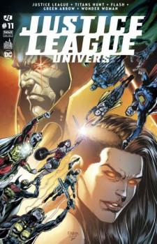 Justice League univers tome 11