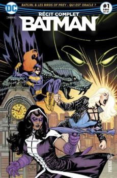 Batman récit complet tome 1