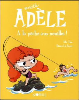 Extra mortelle Adèle tome 12