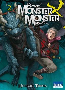 Monster X Monster tome 2