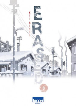 Erased tome 8