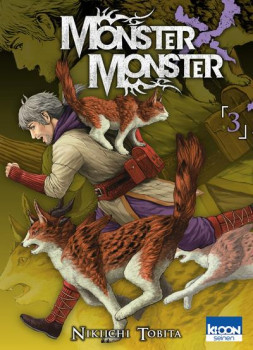 Monster X monster tome 3