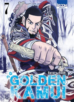 Golden kamui tome 7