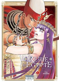 Reine d'Égypte tome 3