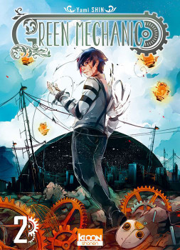 Green mechanic tome 2