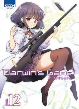 Darwin's game tome 12
