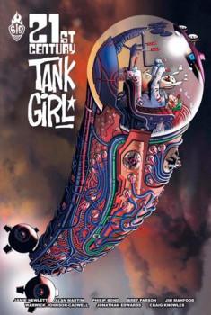 Tank girl - 21st century