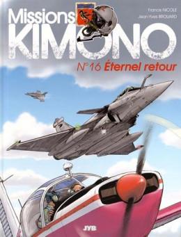 Missions kimono tome 16 - éternel retour