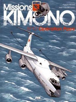 Mission Kimono tome 17