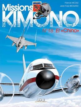 """Missions kimono tome 18 - el """"chino """""""