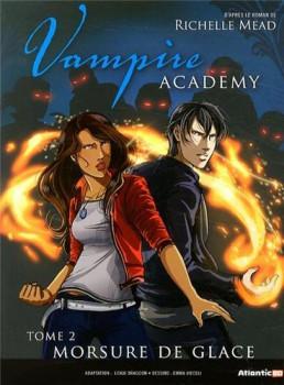 Vampire academy tome 2 - morsure de glace