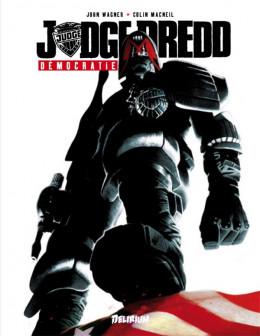 Judge Dredd - Démocratie