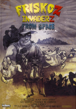 friskoz invaderz tome 1 - from space