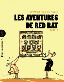 Les aventures de Red Rat tome 2