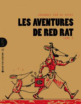 Les aventures de Red Rat tome 3