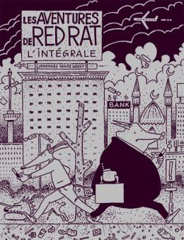 Les aventures de Red Rat - coffret tomes 1 à 3